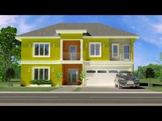 WilsonArts Featured Plan April 2020 Trinidad, House Plans, Mansions, How To Plan, House Styles, Home Decor, Mansion Houses, Room Decor, Mansion