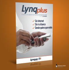 Lynqus flyers
