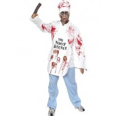 Zombie Butcher Costume