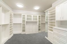 Closets | Gallery | Classy Closets