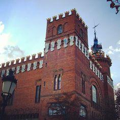 Castillo de los Tres Dragones - Parc de la Ciutadella - Barcelona