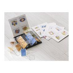 Pattern Cubes - 16 pcs 70 quid