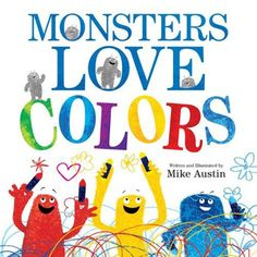 The Color Monster - perfect book for helping young children ...