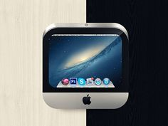 Sell your iPhone, iPad, iMac, MacBook, and Apple devices. Free local pickup or shipping! Design Ios, App Icon Design, Site Design, Flat Design, Square App, Top Icon, Drink Icon, Mobile Icon, Ios App Icon