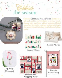 Ready to decorate for the holidays? We have some great ideas for you from @target, @shutterfly and more! ad