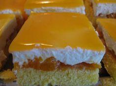 Ein fruchtiger Kuchen, der nicht so süß ist.