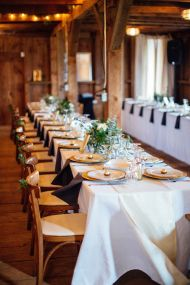 Brides-to-be, take note – when it comes to planning a meaningful, handcrafted affair, this Creswell, Oregon soiree is exactly how it's done. Held at the bride's grandparent's cattle-barn-turned-wedding-venue, it's a day that celebrates family in the loveliest of ways and the the bride's sister, Bethany Small Photography, captured EVERY bit. Want even more? It's all […]