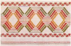 vagonite - Buscar con Google Swedish Embroidery, Towel Embroidery, Embroidery Stitches, Huck Towels, Swedish Weaving Patterns, Plastic Canvas Coasters, Monks Cloth, Weaving Designs, Cross Stitch Kitchen