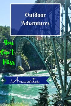 What to do in Anacortes, WA.
