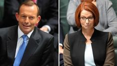 Just when things couldn't get any worse for embattled Prime Minister Julia Gillard, the Liberal Party has become embroiled in a sexism scandal of its own. Caroline Overington discusses the leaked menu from a Liberal fundraiser that describes Gillard as having small breasts, huge thighs, and a big red box.
