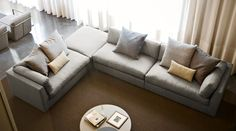 New collection - Busnelli Addison House, Sofas, Relax, Couch, Living Room, Furniture, Collection, Design, Home Decor