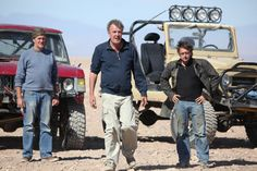 Top Gear: I have an uncomfortable crush on all of them...