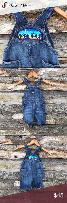 Dead and Company upcycled Overall shorts Dead and Company upcycled Overall shorts. Denim Oshkosh overalls embellished with a Dead and Company patch. For more items like this please visit my at the shop at happyhippieheads grateful dead Bottoms Overalls