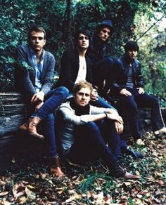 Parachute. Love this band :) Johnny!