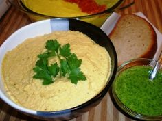 Humus reţetă - imagine 1 mare Grains, Humus, Cooking, Recipes, Food, Diet, Salads, Kitchen, Recipies