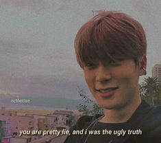 "NCT EDITS⛺ di Instagram ""I can see bby🌚 -jae [like and share✨] • • • Follow @ncthetise For more aesthetic post📷  #nct127 #nctaesthetic #nctjaehyun #ncttumblr…"" Jaehyun Nct, Quote Aesthetic, Kpop Aesthetic, Korean Quotes, Johnny Seo, Valentines For Boys, Jung Yoon, Jung Jaehyun, K Idol"
