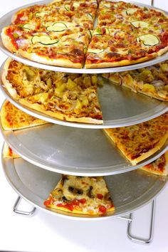 Pizza Party Open House