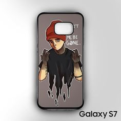 Dont Let me be Gone Twenty One Pilot for Samsung Galaxy S7 phonecases