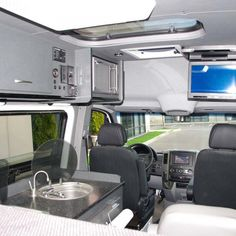 Van options are our specialty, with over a hundred van options and counting we are your one stop shop for all types of van options and customization! Houses, Camper Remodeling