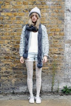 The Whitepepper - new collection Fashion Essentials, Style Essentials, Style Sheet, Winter White, Scarves, Beanie, Hipster, Street Style, Knitting
