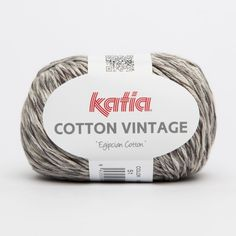 Katia cotton vintage color 51