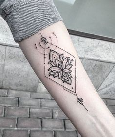 """14.7k Likes, 11 Comments - EQUILATTERA (@equilattera) on Instagram: """"Tattoo by @mangust_tattooer  ___ Art page @Equilatterart ___ www.EQUILΔTTERΔ.com ___  #Equilattera"""""""