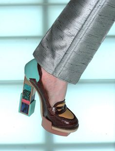Balenciaga Fall 2010. I AM STILL NOT OVER THESE SHOES