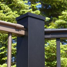 Whether you need to cut your rails down, need a few extra brackets or misplaced your supplied rail brackets, the Additional Rail Bracket Kit by Afco is available to help you get the job done. Stair Railing Kits, Metal Deck Railing, Deck Railing Systems, Steel Railing, Standard Staircase, Stair Brackets, Types Of Stairs, Deck Posts, Touch Up Paint