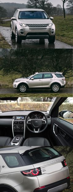 Awesome Land Rover Discovery Sport - We Otomotive Info Range Rover Evoque, Range Rover Sport, Range Rovers, My Dream Car, Dream Cars, New Land Rover Discovery, New Car Smell, Baby Car Mirror, Ferrari