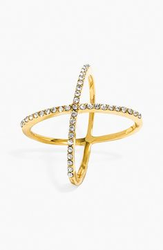 Shop for Women's 'Mason' Pave Ring by BaubleBar at ShopStyle. Nordstrom Half Yearly Sale, Fashion Jewelry, Women Jewelry, Women's Fashion, Fashion Outfits, Pave Ring, Ring Ring, Dainty Ring, Victoria Secrets
