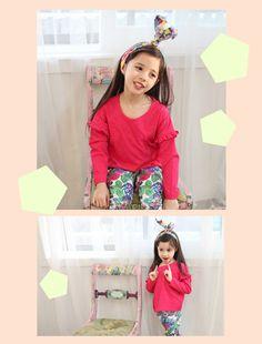 or select フリフリTee | 韓国子供服とオリジナルリバティ雑貨 オルキデスール|orchidees soeurs