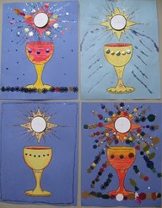 pentecost art activities ks2