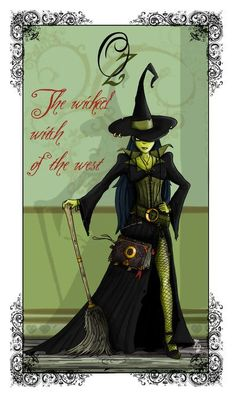 OZ The Wicked Witch of the West
