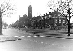 station Maastricht  1960.