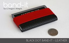 Band-it - extra small minimal wallet. by A. Magpoc Designs — Kickstarter