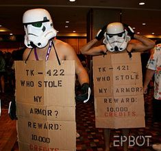 15 Amazing Star Wars Costumes - BuzzFeed Mobile