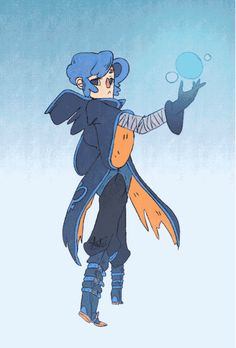 SASHA MUTCH sailor mercury as a d and character - i really live this one..... Future cosplay maybe?