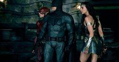 Review phim Justice League: Liên minh Công lý. Đây là dự án phim mới nhất  của của DC và được người hâm mộ kỳ vọng vào đó rất nhiều.