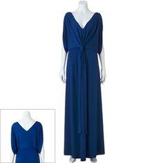 Jennifer Lopez Dolman Maxi Dress - Women's #kohls