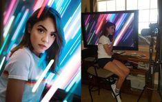 Digital Photography Tips Self Portrait Photography, Photo Portrait, Light Photography, Creative Photography, Digital Photography, Photography Poses, Inspiring Photography, Photography Tutorials, Beauty Photography