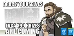 X99 Prizes Are Coming