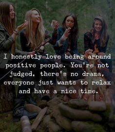 Positive Quotes : I honestly love being around positive people. - Hall Of Quotes Life Quotes Love, Top Quotes, Positive People, Positive Quotes, Positive Friendship Quotes, Positive Mindset, Best Friend Quotes, Best Quotes, Beautiful Words