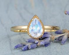 Check out our unique engagement ring selection for the very best in unique or custom, handmade pieces from our engagement rings shops. Bridal Ring Sets, Shop Engagement Rings, Handmade Rings, Gold Rings, Rose Gold, Unique, Etsy, Jewelry, Jewels
