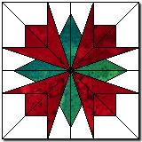 Red Emperor Paper Pieced Quilt Patterns, Barn Quilt Patterns, Pattern Blocks, Patchwork Quilting, Quilting Tutorials, Quilting Projects, Quilting Designs, Painted Barn Quilts, Quilt Of Valor