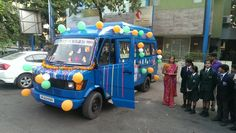 Launch Of Library On Wheels