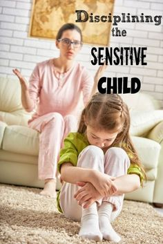 Sensitive children t