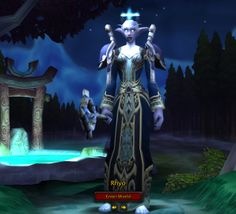 "Transmogable — ""Angel of Sorrow"" Cloth / Priest Transmog ..."