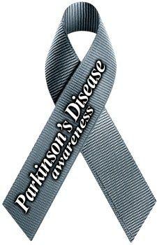 parkinson's disease cause ribbon