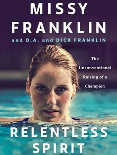 Olympian Missy Franklin's Memoir Jacket Revealed – See the Stunning Cover!…