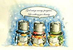 Advent Calendar Door No 20 by B-Keks.deviantart.com on @DeviantArt